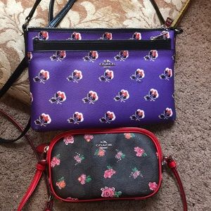 Sold!!! authentic coach bags $35